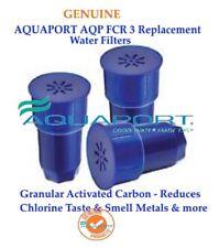 Aquaport AQP FCR 3 Replacement  Filter Cartridges FBOT3 - FILTTX Products