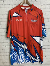 Spida Sports Extreme Darts Playing Jersey red and blue size 3XL