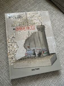 Banksy The Walled Off Editions Are Sold Out Marc Pairon New Sealed Hotel Book.