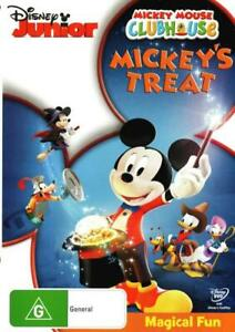 MICKEY MOUSE CLUBHOUSE: MICKEY'S TREAT (2006) [NEW DVD]