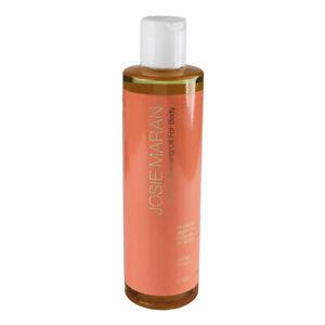 Josie Maran Argan Cleansing Oil for Body - Orange Blossom 245ml/8.3oz NOT SEALED
