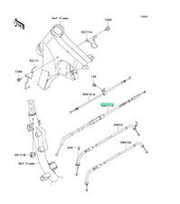 kawasaki, cable-clutch 54011-0070