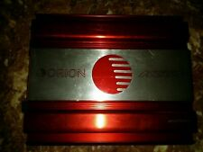Orion 225g4 2-Channel Car Audio Amplifier,Tested Works Great