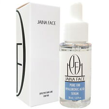 Pure 100% Hyaluronic Acid HA Facial Serum Face Collagen Anti Aging Wrinkle Cream