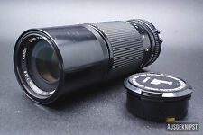 Canon FD 100-200mm 1:5.6 Tele Zoom Objektiv Lens Digital adaptierbar