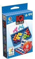 Smart Games IQ Blox - Lernspiel für Kinder, 120 Aufgaben, Brettspiel, Logik