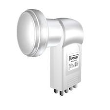 Opticum LOP-04H Octo Switch LNB 0,1dB für Satelliten-Receiver FULL HD / 3D fähig