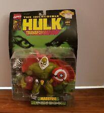 The Incredible Hulk Transformations Maestro Figure