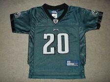 Brian Dawkins Philadelphia Eagles Reebok On Field Green #20 4T Toddler Jersey