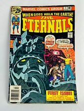 Eternals #1 (1976, Marvel) 1St Appearance Of The Eternals Jack Kirby Vg