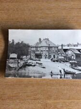 N8b Postcard Used Reprint Card The Ferry Brentford 1905