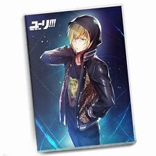 YURI!!! on ICE Yuri Plisetsky Notebook Diary Book For Gift A5