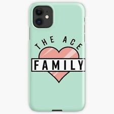 Ace Family Heart iPhone Case 6S78Plus XR XS Max, Samsung Galaxy Case S78910Plus