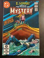 The HOUSE of MYSTERY #307 (1982 DC Comics) ~ VG Comic Book