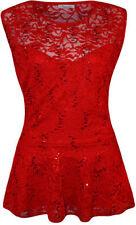 Vestiti da donna rosso formale