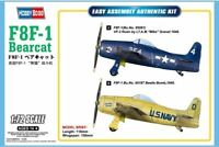 Hobbyboss 1:72 scale model kit  - F8F-1 Bearcat HBB87267