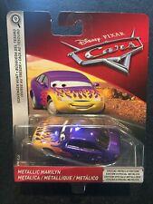 Disney Pixar Cars Scavenger Hunt Metallic Marilyn Chase