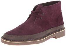 Clarks Men's Bushacre Rand Boots Burgundy Style 12318 Size-10.5M US