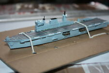 HMS Ocean 2016 version by Mountford 1250 scale fully painted boxed