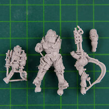 Horus Heresy Solar Auxilia Flamer Sections Flamethrower #4 Forge World 0756
