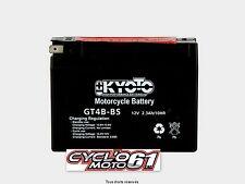 Batterie moto kyoto YT4B-BS Yamaha SR 500 1996 1997 1998 1999 2000