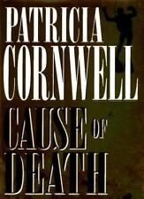 Cause of Death (Kay Scarpetta),Patricia Daniels Cornwell