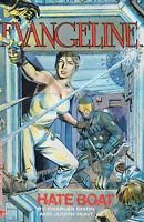 Evangeline Vol 1 No 2 1984 Comico  Bill Cucinotta Gerry Giovinco Dennis Lasorda