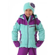 Obermeyer Girls Gaia Jacket, Ski Snowboard Jacket, Winter Jacket, Size 4T, NWT