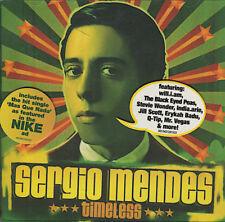 Sergio Mendes - Timeless  [ EU 2006 Mint CD Album Hip Hop Jazz Latin Pop Bossa ]