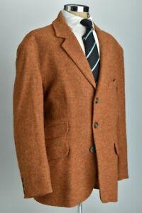 "Gentleman's John Partridge 44"" Chest Island Tweed 100% Wool Sports Jacket. CCN"