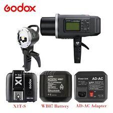 Godox AD600BM AD-H600B AD-AC Charage Studio Flash Strobe X1T-S For Sony A77