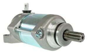 Starter Motor Yamaha WR450F 2003 TO 2006 5TJ8189020 IN STOCK
