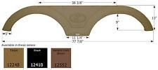 Keystone Tandem RV Fender Skirt FS2248, Copper Metallic