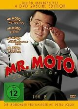 Mr. Moto Collection - Teil 2 [Special Edition] [4 DVDs] v... | DVD | Zustand gut