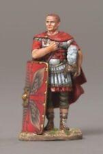 THOMAS GUNN ROMAN EMPIRE ROM059A ROMAN GENERAL SALUTING RED SHIELD MIB