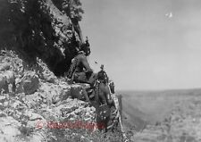 New Art Print 1905 Edward Curtis Photo Crow Indians Looking Out Montana 11X17