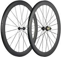 50mm Carbonfaser Laufrader UD Matte Rennrad 700C Carbon Radsatz Basalt Zyklus