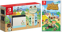 Animal Crossing: New Horizons Nintendo Switch Console Edition with Game Included
