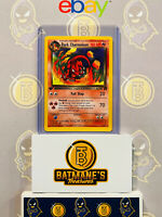 Dark Charmeleon 32/82 1st Edition NM Near Mint Team Rocket Non-Holo Pokemon Card