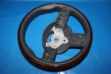 LENKRAD LEDERLENKRAD HOLZLENKRAD MINI Cooper One R50 R52 R53 MIK1