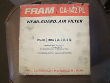 Fram CA-142 PL Wear-Guard Air Filter
