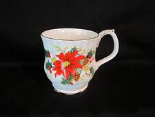 Royal Albert  - POINSETTIA - Coffee Mug - Montrose Shape