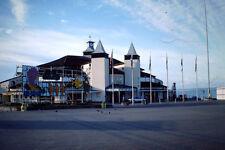 Kodak Kodachrome Slide Negative, Seaside Leisure Centre Amusement Building Show