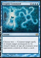 Cryptic Command // Presque comme neuf // Modern Masters // Engl. // Magic the Gathering