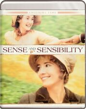 Sense and Sensibility Blu-ray Twilight Time Ang Lee Limited Edition OOP