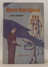 Aliens from Space - David Osborne - Robert Silverberg - Avalon Books - HC/DJ