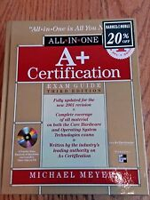 All-in-One Certification: A+ All-in-One Certification Exam Guide by Michael J. M