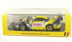 Porsche 911 GT3 R No.98 Rowe Racing Winner 24H Spa 2020 (L.Vanthoor - N. Tandy