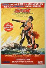 Poster Splitter Storm Don Lawrence ( Storm Trigan ) Splitter Serie 2008