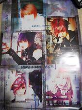 DIR EN GREY [GAUZE 62045]  PROMO POSTER JAPAN LMT!!